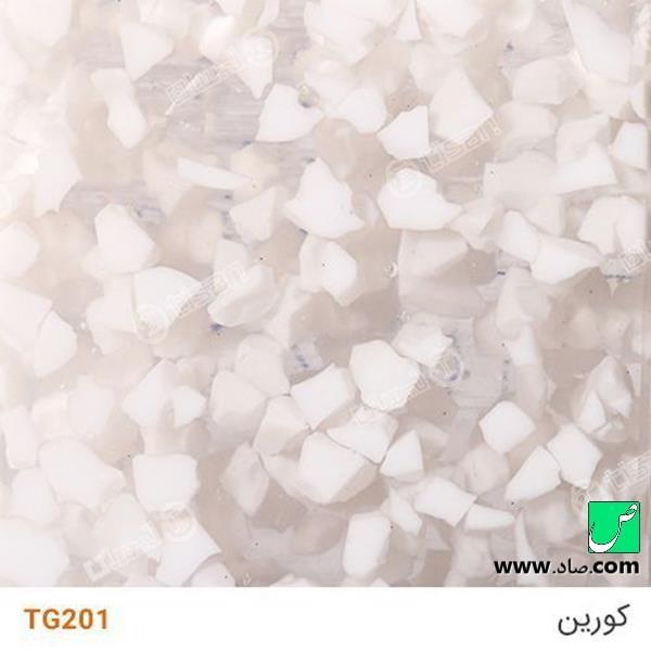 سنگ کورین شیشه ای TG201