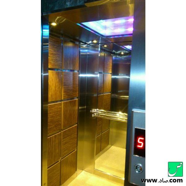 کابین آسانسور کد 1