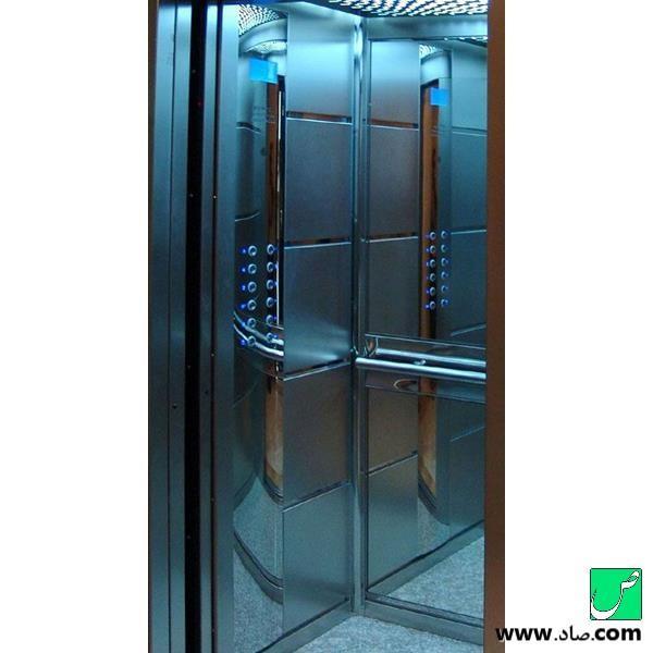 کابین آسانسور کد 10