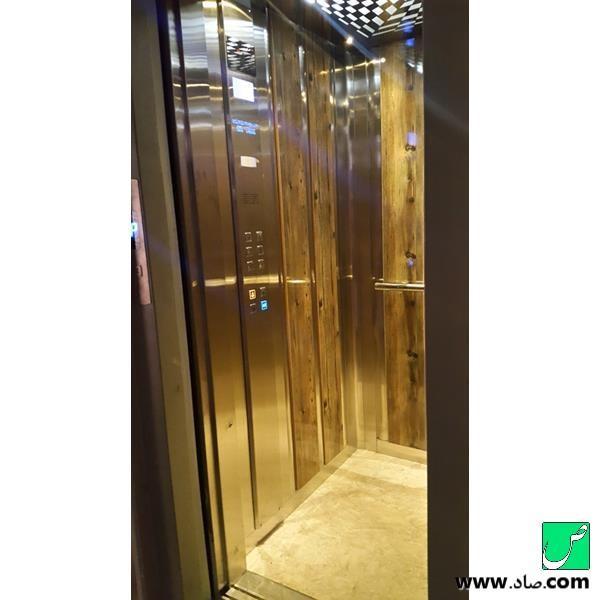 کابین آسانسور کد 18