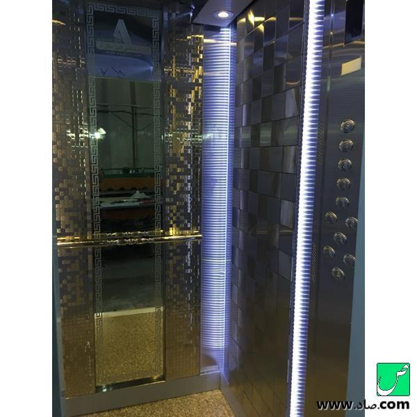 کابین آسانسور کد 2