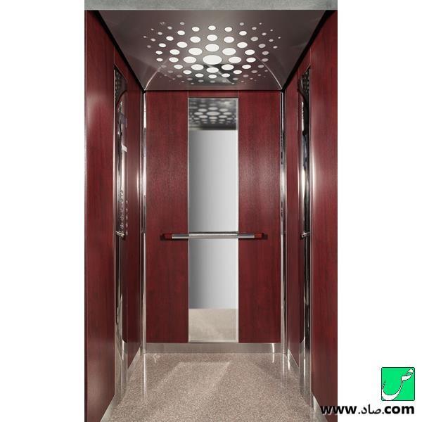 کابین آسانسور کد 22
