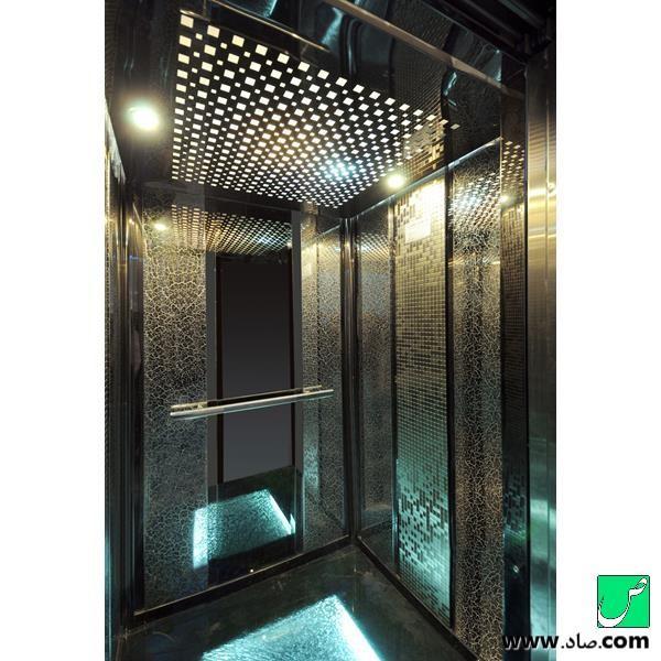 کابین آسانسور کد 24