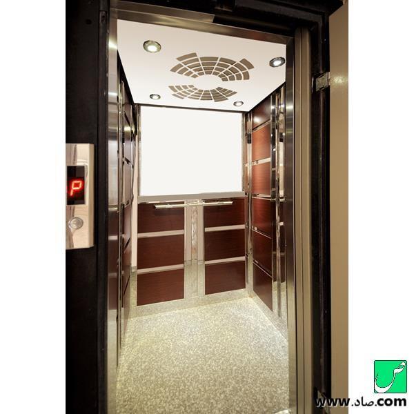 کابین آسانسور کد 25