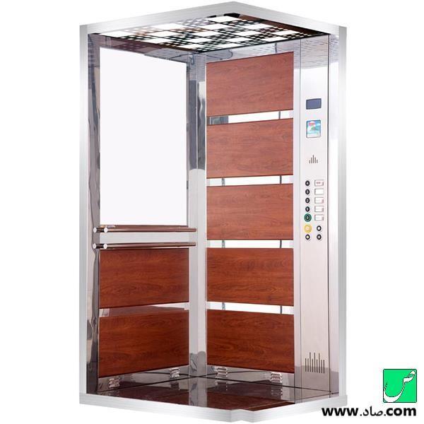 کابین آسانسور کد 26
