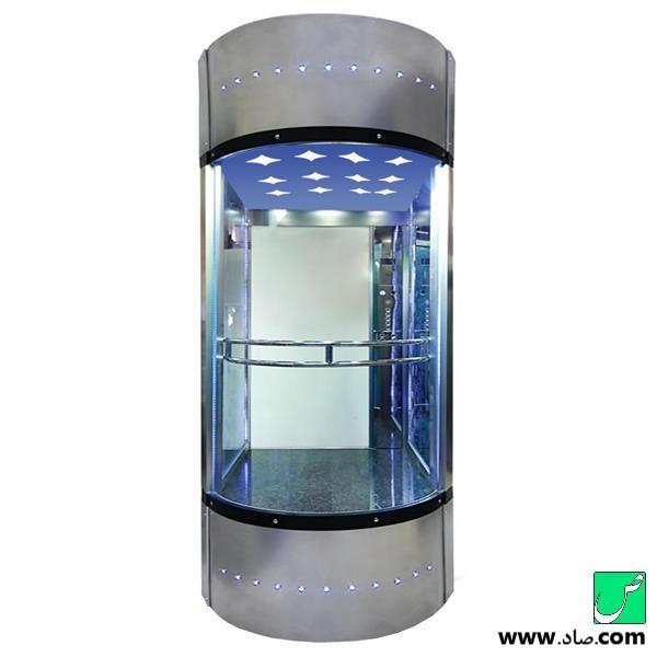 کابین آسانسور کد 28
