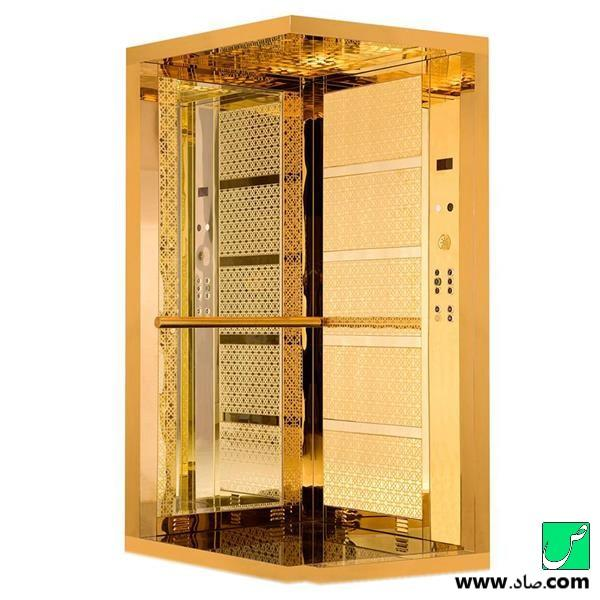 کابین آسانسور کد 29