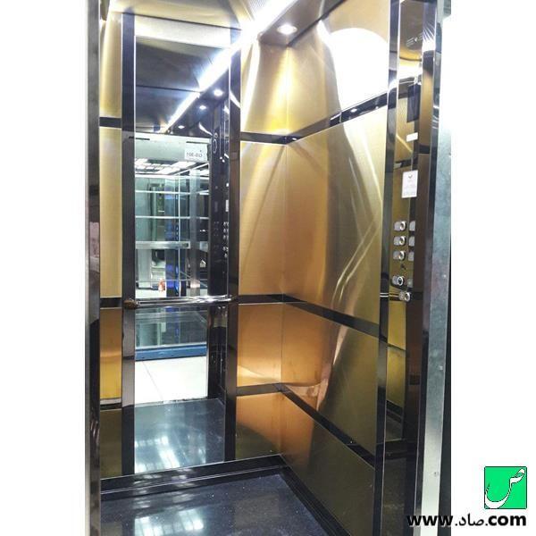 کابین آسانسور کد 30