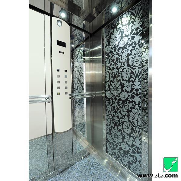 کابین آسانسور کد 32