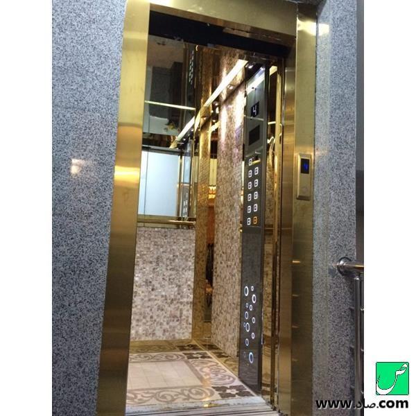 کابین آسانسور کد 4