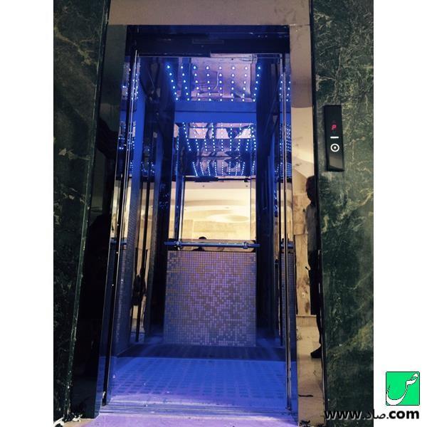 کابین آسانسور کد 5-1