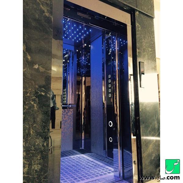 کابین آسانسور کد 5