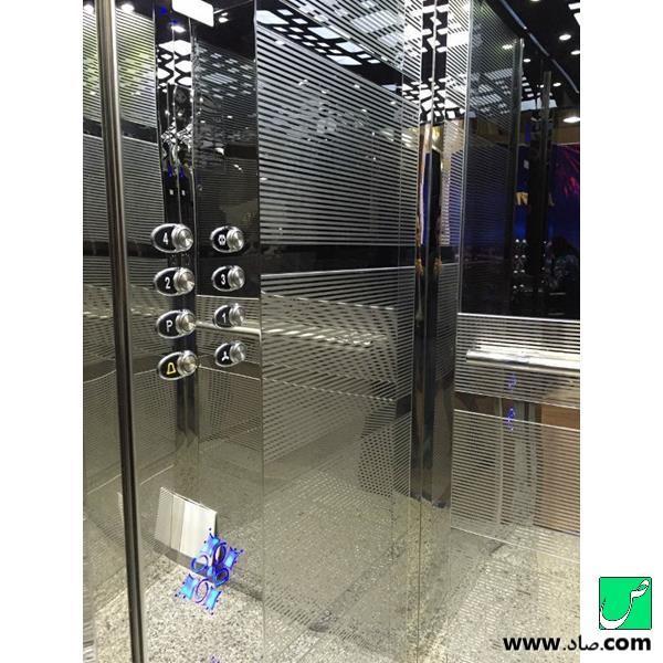 کابین آسانسور کد 7