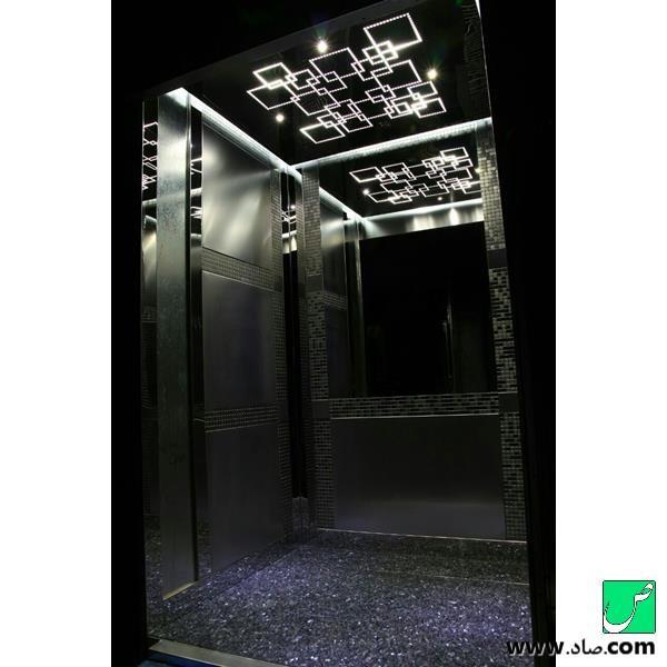 کابین آسانسور کد 8