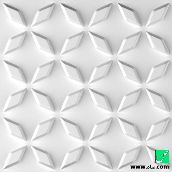 دیوارپوش سه بعدی کد 12