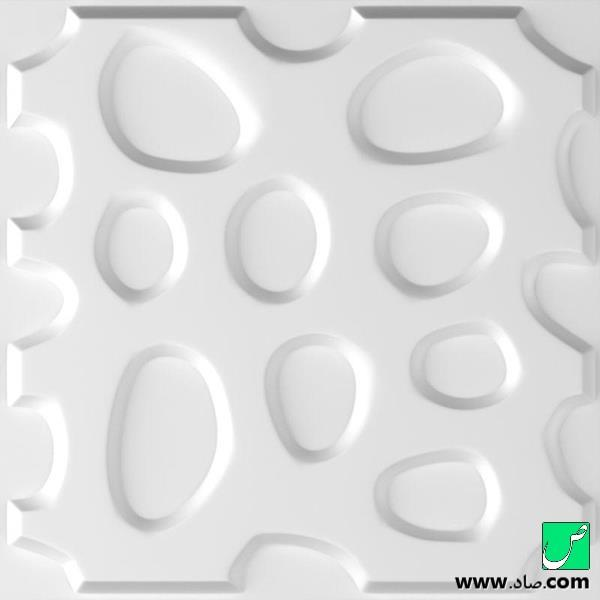 دیوارپوش سه بعدی کد 25