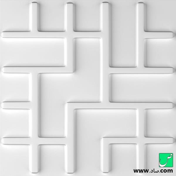 دیوارپوش سه بعدی کد 26
